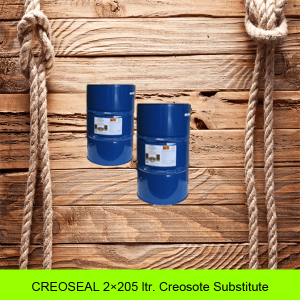 CREOSEAL-2×205-ltr.-Creosote-Substitute