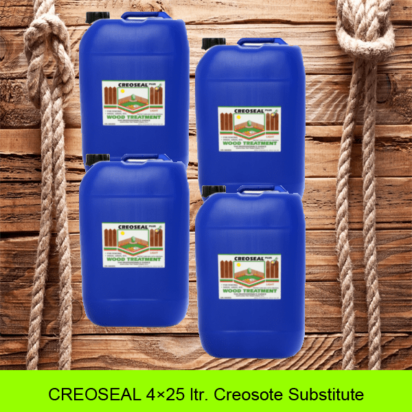 CREOSEAL-4×25-ltr.-Creosote-Substitute